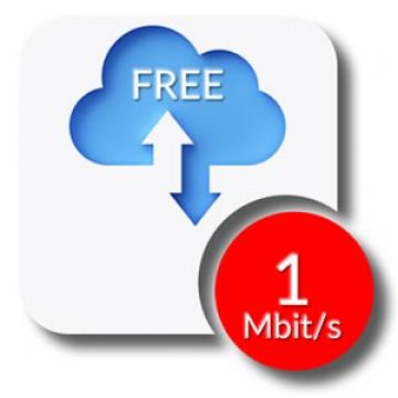 EASY-FREE 1MBit Flatrate